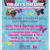A TEA PARTY FOR NEW K-1-2 STUDENTS