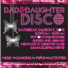 2015 FATHER-DAUGHTER DISCO BALL